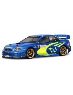 Caroserie HPI SUBARU IMPREZA WRC 2004 (200mm)