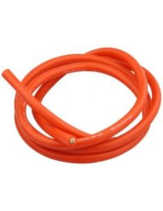 Cablu Siliconic Yukimodel 1m 10AWG 200C (ROSU)