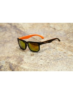 Ochelari de soare Bittydesign Claymore Black/Orange