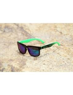 Ochelari de soare Bittydesign Claymore Ice Blue/Green