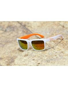 Ochelari de soare Bittydesign Claymore White/Orange