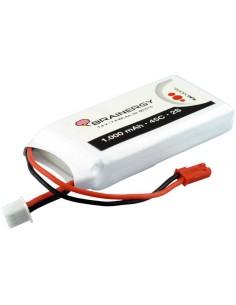 Acumulator Lipo Brainergy 7.4v 1000mah 45C 2S JST BEC
