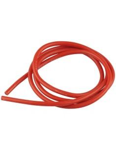 Cablu Siliconic 12AWG 1M - Yukimodel (4mm/Rosu)
