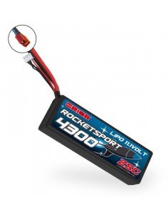Acumulator Team Orion Rocket Sport 4300 LiPo 11,1V (Deans)