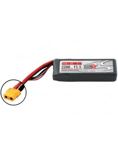 Acumulator Team Orion LiPo 2200 3S Softcase11,1V 50C (XT60)