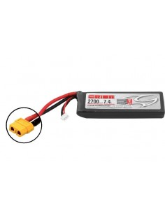 Acumulator Team Orion LiPo 2700 2S Softcase7,4V 50C (XT60)