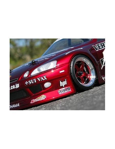 Caroserie lexan Hpi Toyota VERTEX RIDGE SOARER (200mm/Nevopsita)