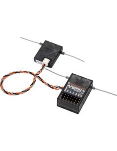 Receptor Spektrum AR6210 6-Canale DSMX (Bulk)