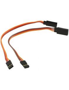 Cablu Prelungire Servo/ESC YukiModel (150mm/AWG22/2 buc)