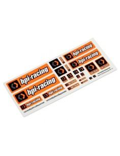 Autocolante HPI Racing Logo