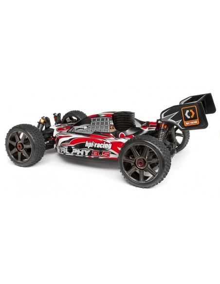 Automodel HPI Trophy 3.5 V2 2014 2.4GHZ