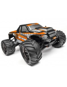 Automodel Hpi Bullet Flux MT RTR 2016 Brushless Monster Truck