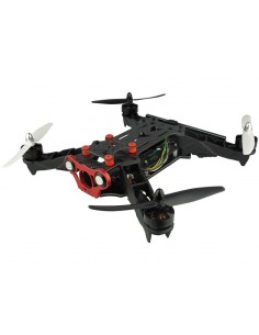 Drona SPIDER 260 RACE PNP Carbon-Frame CC3D LED