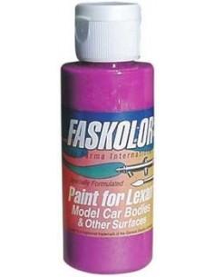 Vopsea lexan Airbrush -Faskolor Pink Fluo 60ml