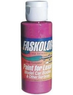 Vopsea lexan Airbrush -Faslucent Pink 60ml