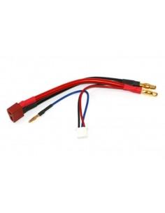 Cablu de Incarcare pentru LiPo Hardcase 2S Ultra Plug cu Balancer