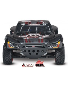 Automodel Traxxas Slash 1:10 4WD VXL TQi BlueTooth Ready OBA TSM