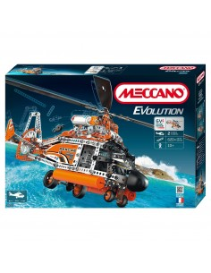Meccano Evolution - Elicopter
