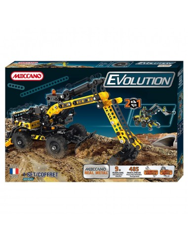 Meccano Evolution - Excavator