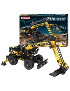 Meccano Evolution - Excavator