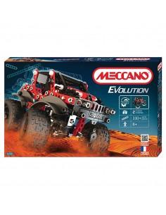 Meccano Evolution - Camioneta 4x4