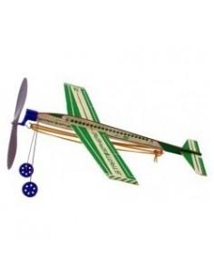 Aeromodel zbor liber Estes - Stratosphere