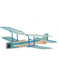 Aeromodel zbor liber - Estes Biplane Glider