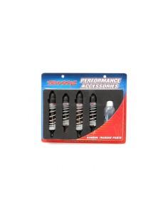 Set amortizoare Traxxas Big Bore Aluminiu (4 buc)