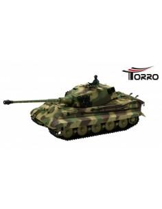 Tanc radiocomandat BB King Tiger 2 Henschel Turret Edition Airbrush Torro