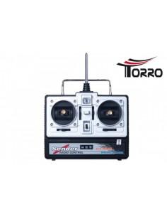 Tanc radiocomandat 2.4 GHz BB Jagdpanther 2.4 GHz-Edition Airbrush Desert Torro