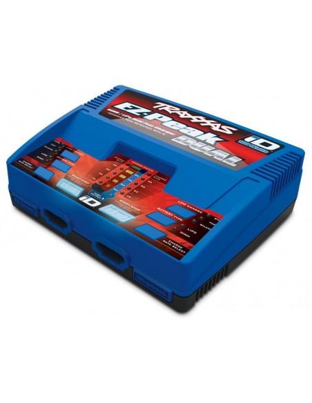 Incarcator EZ-Peak Plus LiPo/NiMH Dual 2x50W Traxxas
