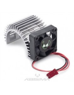 Radiator motor cu ventilator 540Size Absima TIP1