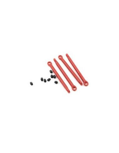 Set Push Rods Comp.Traxxas (Rosu/4buc)