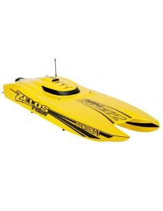 Navomodel RC Proboat Zelos 36 BL Twin Catamaran RTR