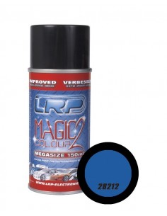 Spray vopsea lexan LRP Imprezza Blue 150ml