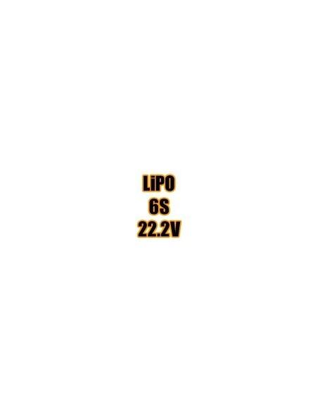 Li-PO 6S (22.2V)