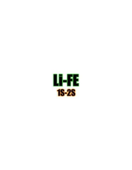 Li-FE 1S-2S