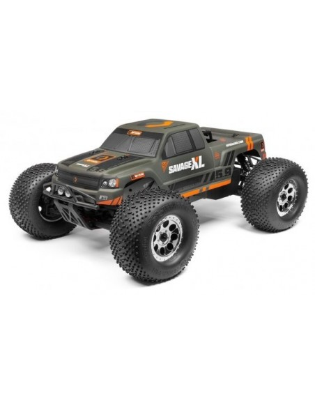 HPI Savage X 4.6/ XL 5.9