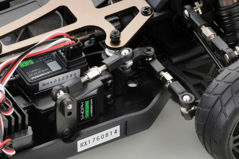 Masina Electrica cu Telecomanda Absima ATC Touring