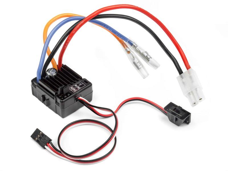 Automodel Electric Hpi E-Firestorm 10T cu Radiocomanda 2.4GHZ