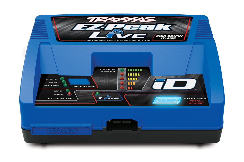 Incarcator Traxxas EZ Peak Traxxas Live 12Amp
