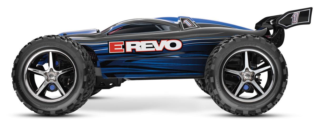 Automodel RC cu telecomanda Traxxas E-Revo