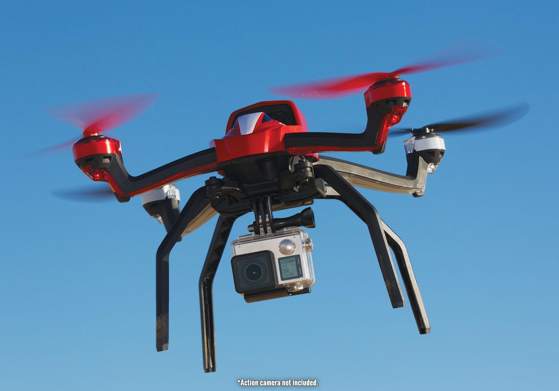 Drona Quad Traxxas Aton Filmari Profesionale Hobby