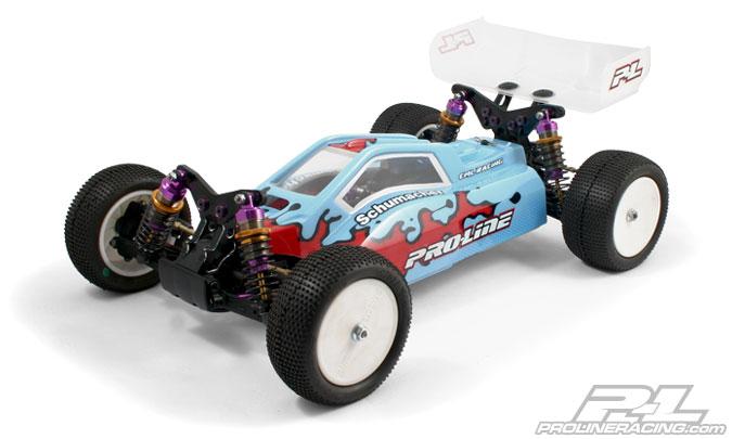 Caroserie Proline Bulldog 2012 pentru Schumacher CAT SX3
