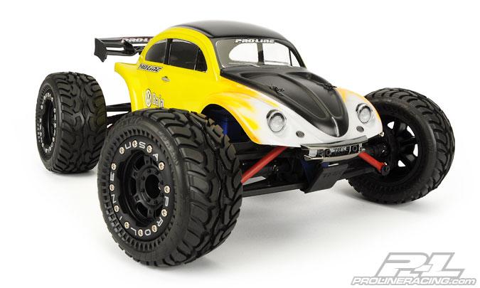Caroserie Proline Volkswagen Baja Bug 1:16 E-REVO
