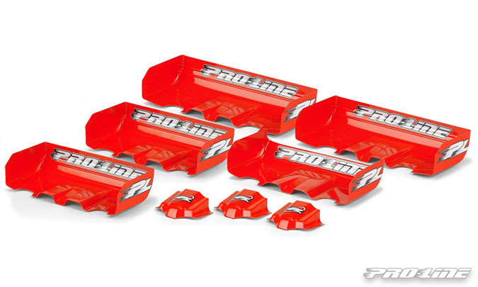 Set Proline Wing Performance Pack Eleroane 1:10 Buggy