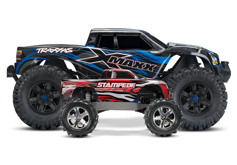 Automodel Traxxas T-MAXX 1:5 Brushless
