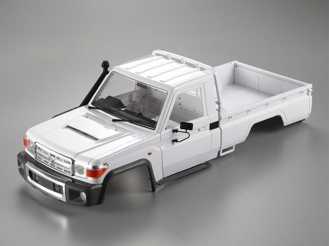 Caroserie Killerbody  Hard Body 1/10 Toyota Land Cruiser 70
