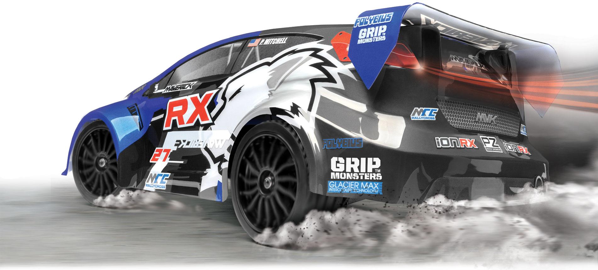 Automodel Maverick ION RX Rally