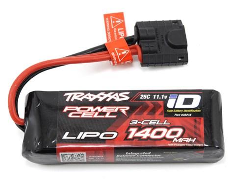 Acumulator LiPo 11.1V Traxxas iD 1400mah 25C